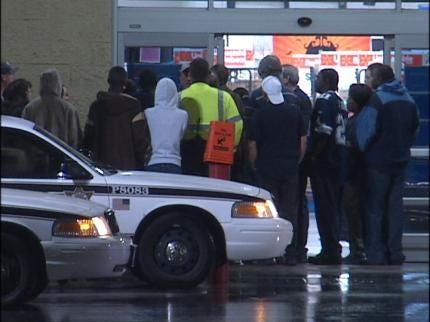 Man Arrested At Tulsa Walmart Restroom