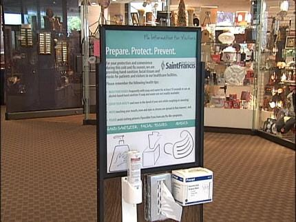 Oklahoma Doctors Try To Prevent Spread Of H1N1