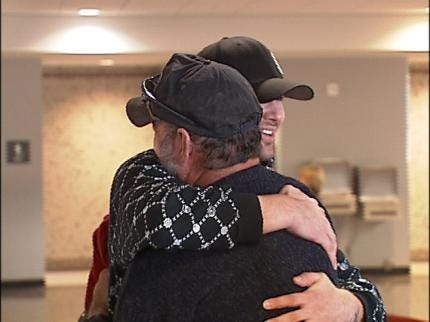 Facebook Reunites Father and Son After 27 Years