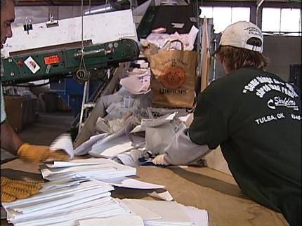 5 Tons Of Documents Destroyed At Tulsa's Shred Fest