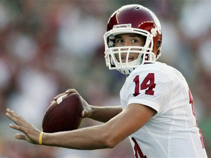 Red River Rivalry: Longhorns Glad To Face Sam Bradford