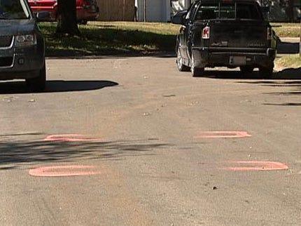 Suspect In Bartlesville Stabbing Death Turns Himself In