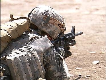 Oklahoma National Guard to Hold Disaster Response Exercise Tuesday