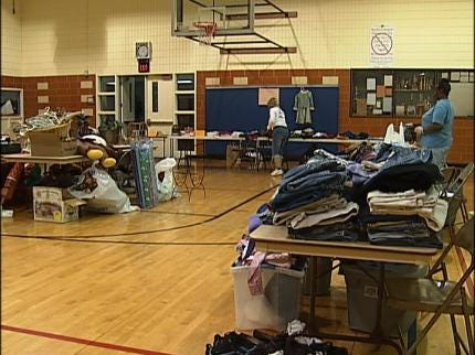 Lacy Park Garage Sale To Support College Scholarship Funds