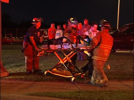 Two Injured In Tulsa Hit And Run Wreck