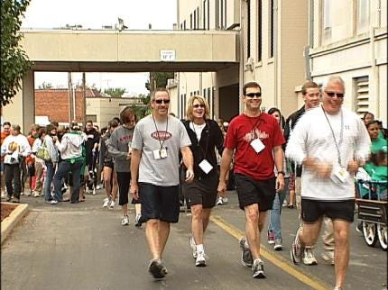 CROP Hunger Walk Draws Hundreds In Tulsa