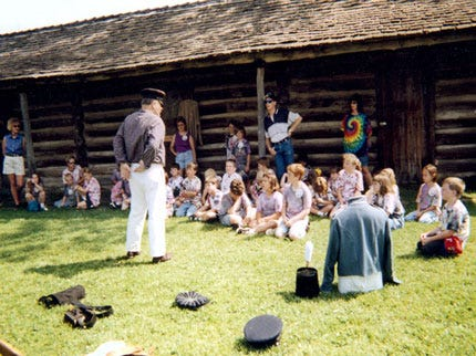 Fort Gibson's Historic Site To Hold Encampment