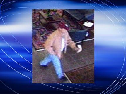 Lone Gunman Robs Tulsa IBC Bank Branch