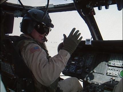 Oklahoma Army National Guard Black Hawks Headed To Iraq