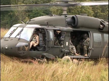 Tulsa's Black Hawk Helicopter Crews Heading To Iraq