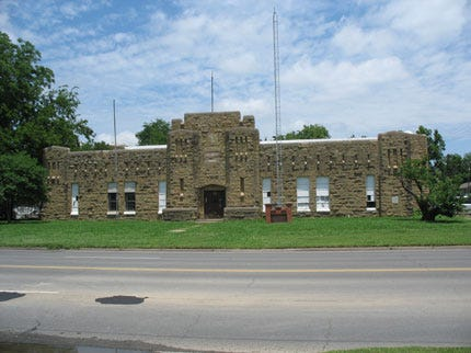Ownership of Wagoner Armory Set To Be Transferred