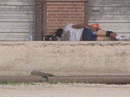 Stimulus Dollars Helping Fight Homelessness