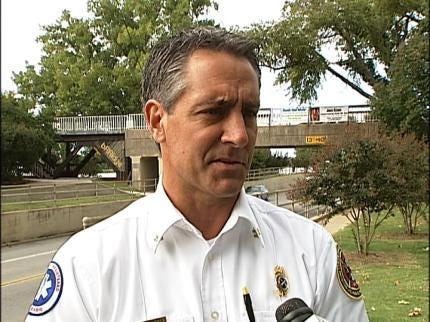 Tulsa Motorists Warned About High Water Dangers
