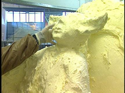 Where's The Butter At This Year's Tulsa State Fair?