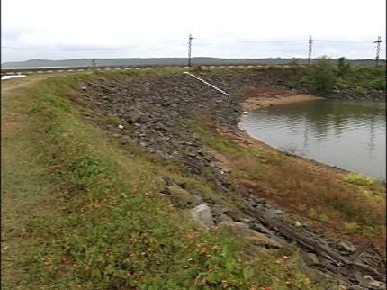 Salina Residents Wonder If A GRDA Levee Will Hold