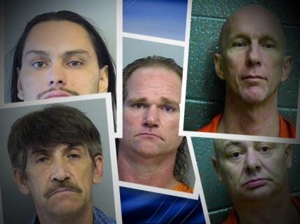 Tulsa Co. Meth Cooks Getting Long Prison Sentences
