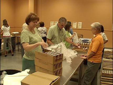 September Is Hunger Action Month In Tulsa