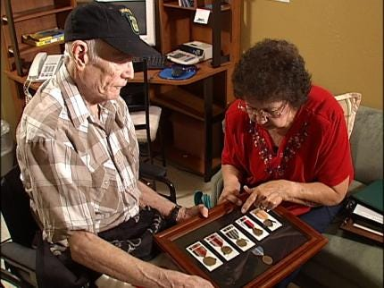 Family Wants Military Medals For Tahlequah Vet