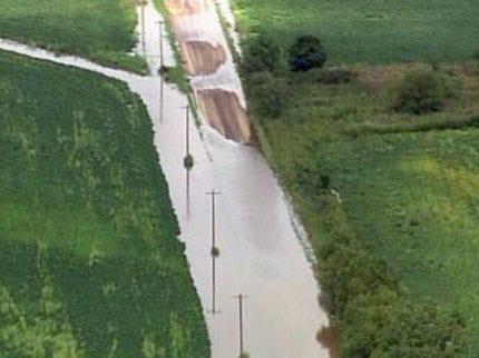 Flooding Problems Plagues NE Oklahoma