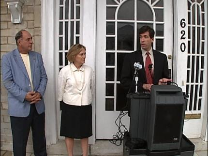 Mayor Taylor Launches Tulsa Beautification Program