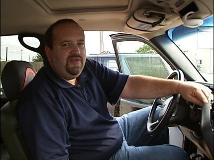 Tulsa Police Deal With Rash Of Car Break-Ins