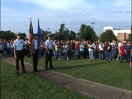Oklahomans Remember The Fallen And Heroes From 9/11