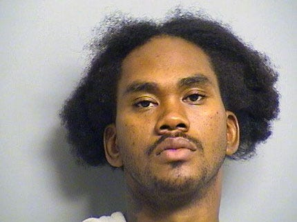 Tulsa Homicide Suspect Booked Into Jail