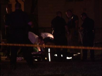 Woman Arrested Following Tulsa Shooting Early Friday