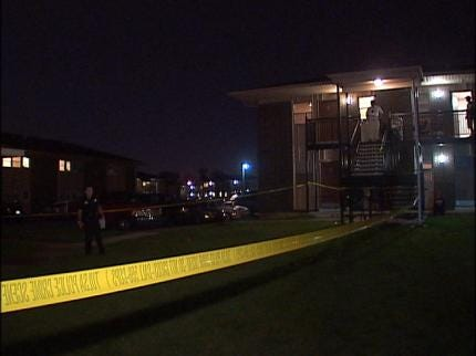 Man Killed At Tulsa Apartment Complex Over The Weekend
