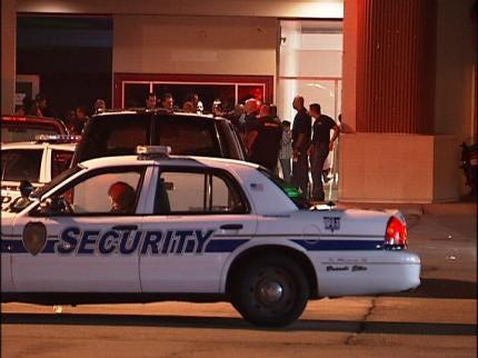 Security Guard Injured During Tulsa Bar Shooting