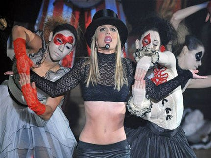Britney Spears' Circus Coming To Tulsa