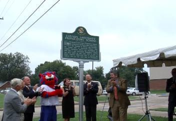 Rogers State Commemorates 100th Anniversary of First Day of Classes