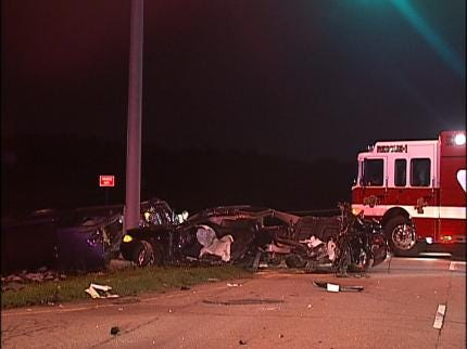 Driver Killed In Early Morning Claremore Traffic Wreck