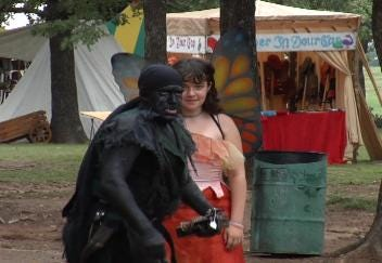King's Champion Medieval Fair brings Valor to the Dark Ages