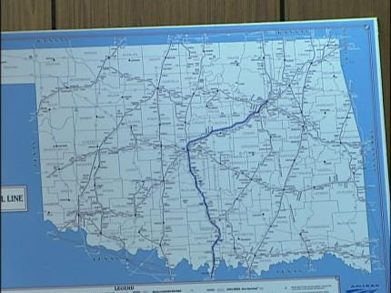 ODOT Holds Rail Meeting In Tulsa