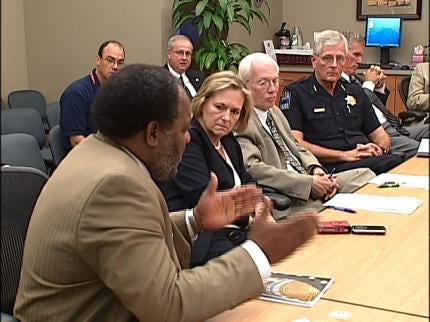 Tulsa May Accept Grant To Hire Police Officers