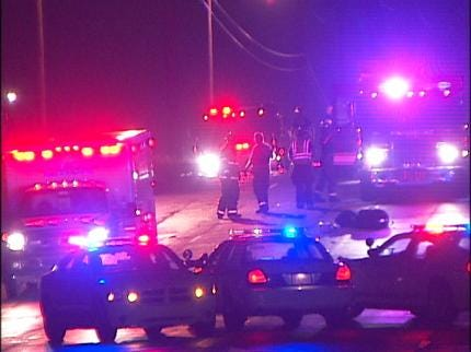 Woman Dies In Tulsa After Being Struck By 2 Cars