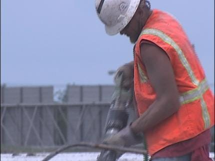 Construction Experts Say $75 Million Stimulus Project is Not Stimulating Oklahoma's Economy