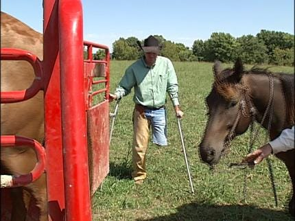 Cowboys Pitch In To Help Copan Rancher