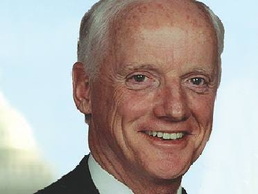 Governor Keating Named To Pentagon Panel
