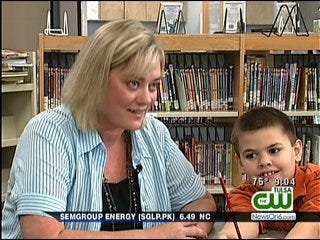 Tulsa Child Helped By Carnegie Teacher