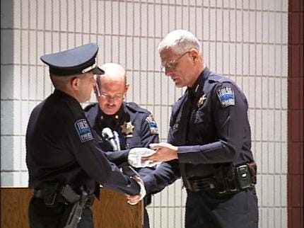 13 Tulsa Reserve Police Officers Graduate From Academy