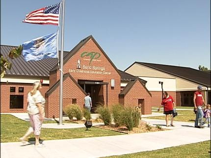 Early Childhood Center Opens In Sand Springs