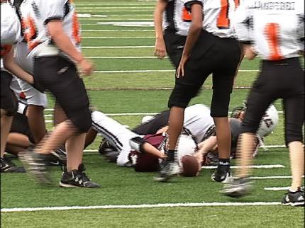 EMSA Paramedics See Spike In Youth Football Injuries