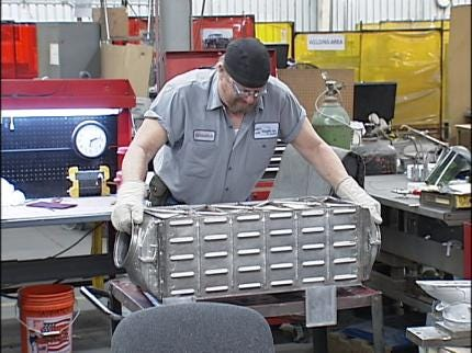 Limco Airepair To Stay In Tulsa