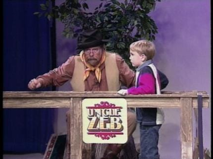 Tulsa Elementary Celebrates Uncle Zeb Week