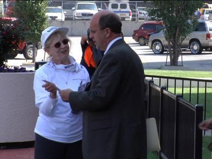 Alzheimer's Association Raises Awareness On National Alzheimer's Day