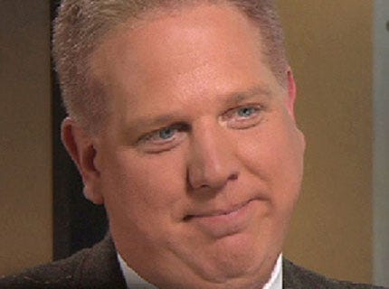 Katie Couric's Glenn Beck Interview on NewsOn6.com
