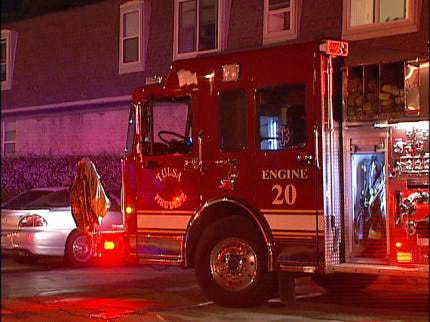 Stove Fire In Tulsa Apartment Sends Two To The Hospital