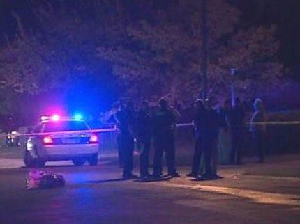 Suspect Sought In Tulsa Shooting